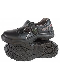 Sandál ESD černý NYXX ocelová špice S1