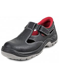 Sandál BONN SC-01-002 černý O1