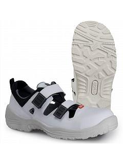 Sandál bezpečnostní bílý Jalas 3500 S1 ESD