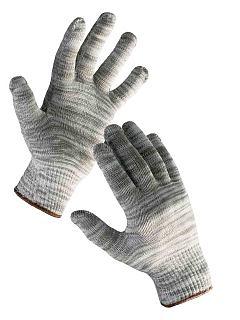 Rukavice BULBUL pletené bezešvé