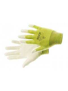 Rukavice LIKE LIME nylon zelená