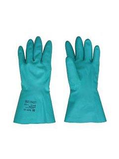 Rukavice Ansell 37-676 Sol-vex - nitrilové pro běžné chemikálie