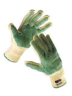 Rukavice CHIFFCHAFF kevlar s PVC terčíky
