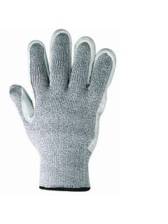 Rukavice CROPPER MASTER kůže v dlani