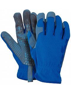 Rukavice GARDEN modré
