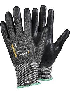 Rukavice protiřezná šedá/černá  TEGERA® 450
