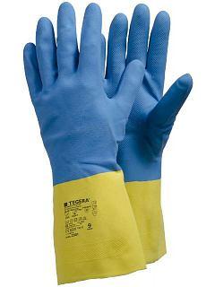Rukavice proti chemikáliím latex/neopren  TEGERA® 2301
