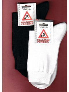 Ponožky klasické pracovní LETNÍ
