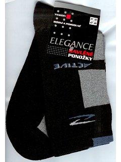 Ponožky pracovní zimní - froté