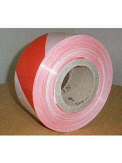 Super páska, červeno - bílá 500m - normovaná
