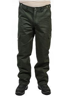 Kalhoty broušený kepr