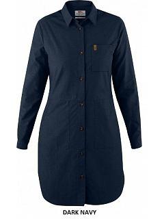 Šaty dámské Övik Shirt Dress W
