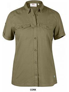Košile dámská krátký rukáv Abisko Vent Shirt SS W