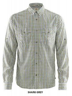 Košile pánská ABISKO COOL dlouhý rukáv