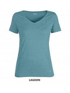 Tričko dámské krátký rukáv  Abisko Cool T-Shirt W