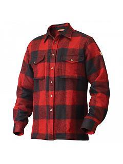 Košile z funkční vlněné směsi Canada Shirt