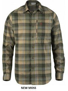 Košile outdoorová Fjällglim