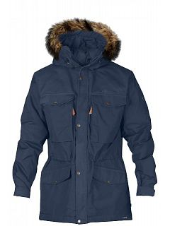Bunda dlouhá trekkingová Singi Winter Jacket