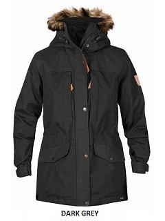 Bunda dámská dlouhá       Singi Winter Jacket W.