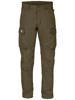 Kalhoty lovecké teplé pevné olivové     Brenner Pro Winter