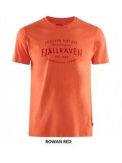Tričko pánské Fjällräven Est. krátký rukáv