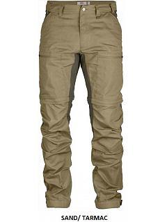 Kalhoty pánské Abisko Lite Trekking zip-off