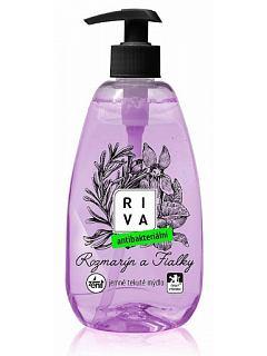 Antibakteriální mýdlo RIVA 500 ml