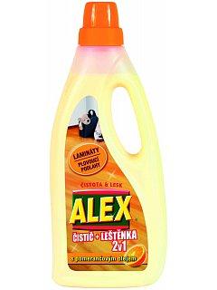 Alex čistič plovoucích podlah  750ml