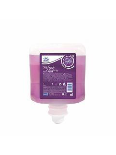 Tekuté mýdlo na bázi pěny aromaterapy Reflesh Relax FOAM