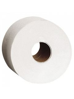 Toaletní papír JUMBO 240 bílý celuloza
