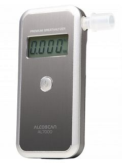 Digitální detektor alkoholu AL 7000