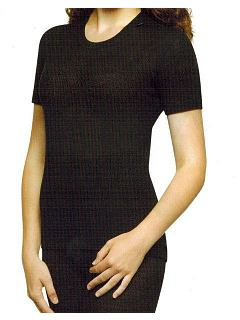Triko krátký rukáv dámské MONO  MO/DKR