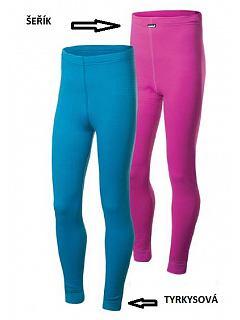 Kalhoty dětské s dlouhou nohavicí WARM STRETCH WS/DNd