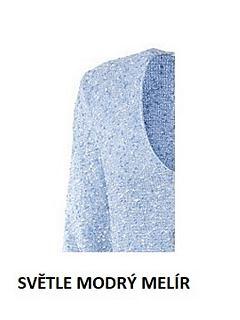 Pulovr dámský dlouhý rukáv FASHION     MF-SW/DDR1