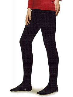 Kalhoty dlouhá nohavice dámské WARM STRETCH  WS/DDN