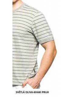 Triko krátký rukáv pánské      STREET NEW  STN/KR