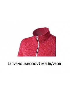 Bunda na zip dámská   MERINO MOIRA    MW/DBZ2