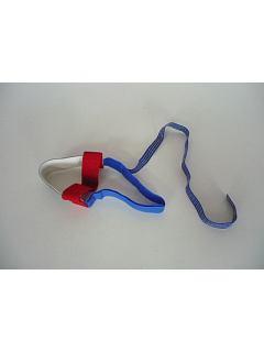 ESD zemnící pásek na patu obuvi