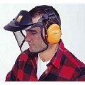 Síťka z nerez.oceli+sluchátka H31 oranž