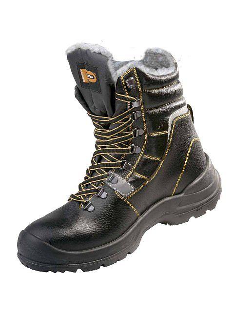 Vysoká obuv TIGROTTO zimní S3 - 031016  9ce26d0d08