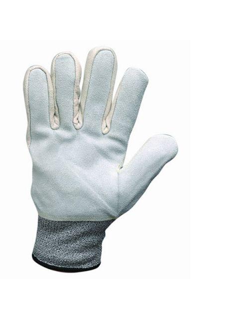Rukavice CROPPER MASTER kůže v dlani - 045250  3054475161