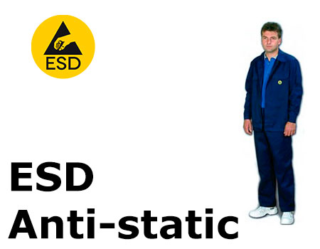 ESD - ANTI-STATIC
