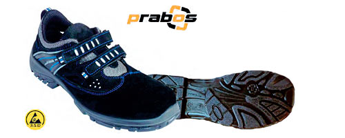 ESD sandál Raul S1